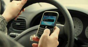 ужесточить наказание за разговоры за рулём по мобильному