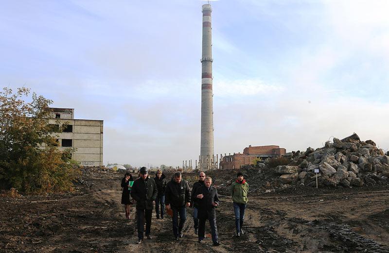 Беловский цинковый завод