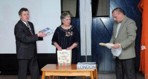 Презентация третьей книги бачатского поэта Леонида Крючкова