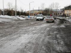 В Белове реконструируют улицу Веры Волошиной